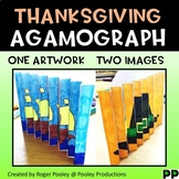 Thanksgiving Agamograph Art Activity