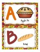 Thanksgiving Alphabet