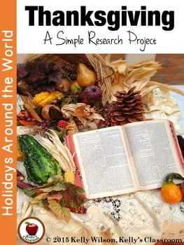 Thanksgiving Research