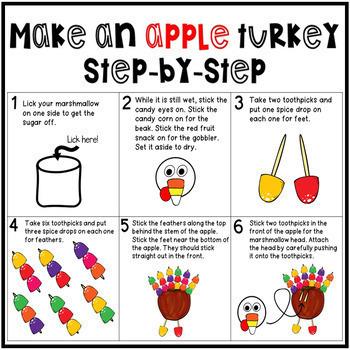 Thanksgiving Turkey Craft Activity