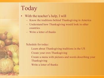 Thanksgiving Around The World