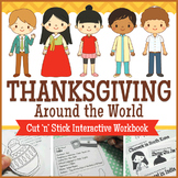Thanksgiving Around The World Interactive Packet