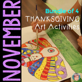 Thanksgiving Activities BUNDLE: Great Thanksgiving Crafts!