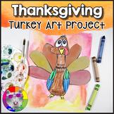 Thanksgiving Art Project, Turkey