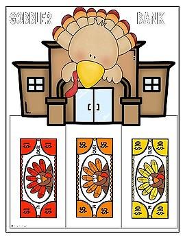 Thanksgiving Artic Bank Race: No Prep Speech Therapy