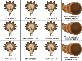 Thanksgiving Articulation Game!