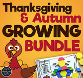 Thanksgiving - Autumn - Fall GROWING Bundle