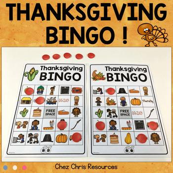 Thanksgiving BINGO !