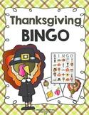 Thanksgiving BINGO and Activities