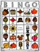 Thanksgiving BINGO and Activities