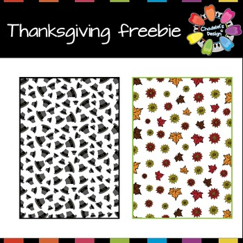 Thanksgiving Backgrounds Freebie