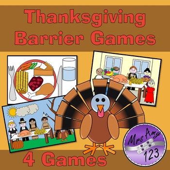 Thanksgiving Barrier Games