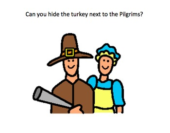 Thanksgiving Basic Concepts Book