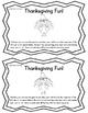 Thanksgiving Beginning Reader