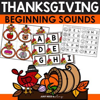 Thanksgiving Beginning Sound Center