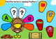 Thanksgiving Beginning Sounds, Letter Sounds Boom Cards (Digital Task Cards)