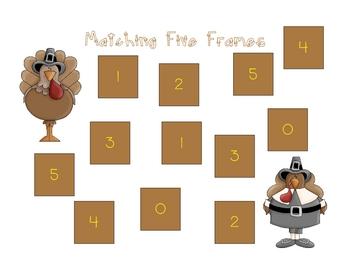 Thanksgiving Beginning Structuring Game