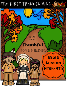 Thanksgiving Bible Lesson