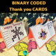 Thanksgiving Binary Coding Unplugged