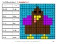 Thanksgiving: Binary Numbers - Mystery Pictures / Color By Number
