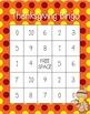 Thanksgiving Bingo - 0-10 Math Facts