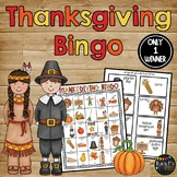 Thanksgiving Bingo {25 Different Bingo Cards}