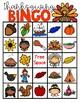 Thanksgiving Bingo--Game for K-1