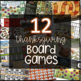 Thanksgiving Board Games (for ANY kind of review)