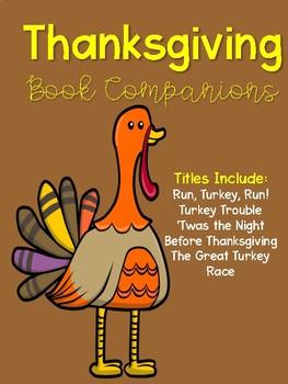 Thanksgiving Book Companions