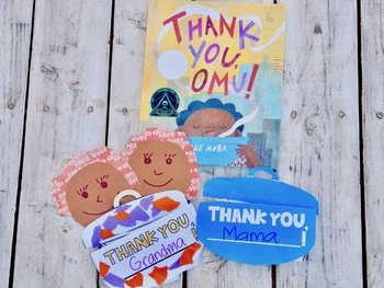 Thanksgiving Book Craft and Interactive Read Aloud Mini Book Bundle