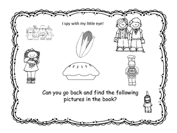 Thanksgiving Book Free Sample