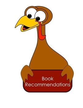Thanksgiving Book Recommendations