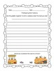 Thanksgiving Book Report and Graphic Organizer Freebie of