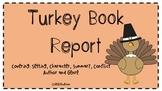 November Thanksgiving Book Report