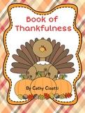 Thanksgiving Book of Thankfulness