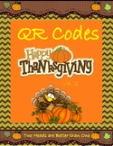 Thanksgiving Books QR Codes Vol 2