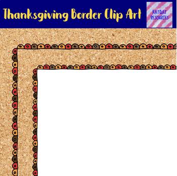 Thanksgiving Border