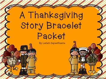 Thanksgiving Bracelet Packet