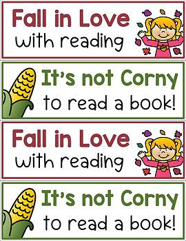 Thanksgiving Break Fall Reading Challenge