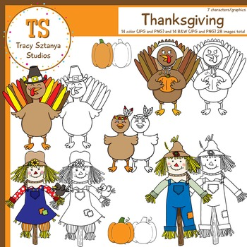 Thanksgiving Buddies {Tracy Sztanya Studios}