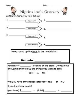 Thanksgiving Budgeting