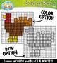 Thanksgiving Building Blocks Clipart {Zip-A-Dee-Doo-Dah Designs}