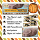 Thanksgiving Bulletin Board Set - Pilgrims