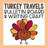 Thanksgiving Bulletin Board Writing Craft