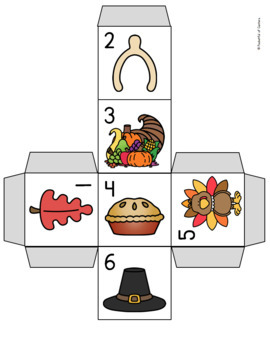 Thanksgiving Bump! Number Recognition Game