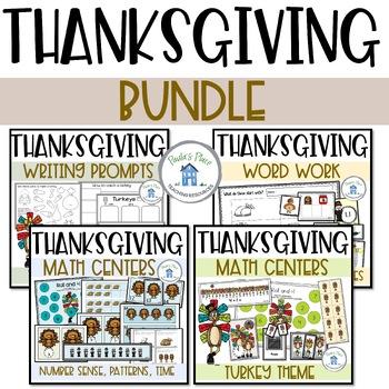 Thanksgiving - Bundle