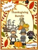 Thanksgiving Bundle, Fine Motor Skills Special Education P-K,K, Autism