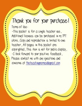 Thanksgiving Bundle - Math, Science, and Informational Reading