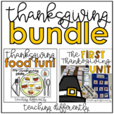 Thanksgiving Bundle for Autism and Special Education