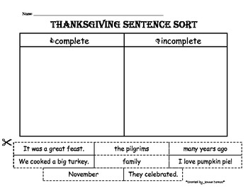Thanksgiving Bundle with Math, Writing, Science, and more!